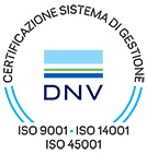 International Environment Certificate ISO 14001:2015